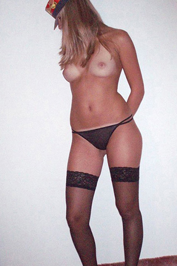Berlin'den eskort modeli Jessica ile ateşli kalça seks